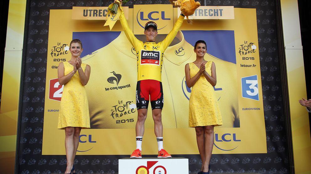 Dennis se viste de amarillo y Nibali da el primer estacazo a los favoritos