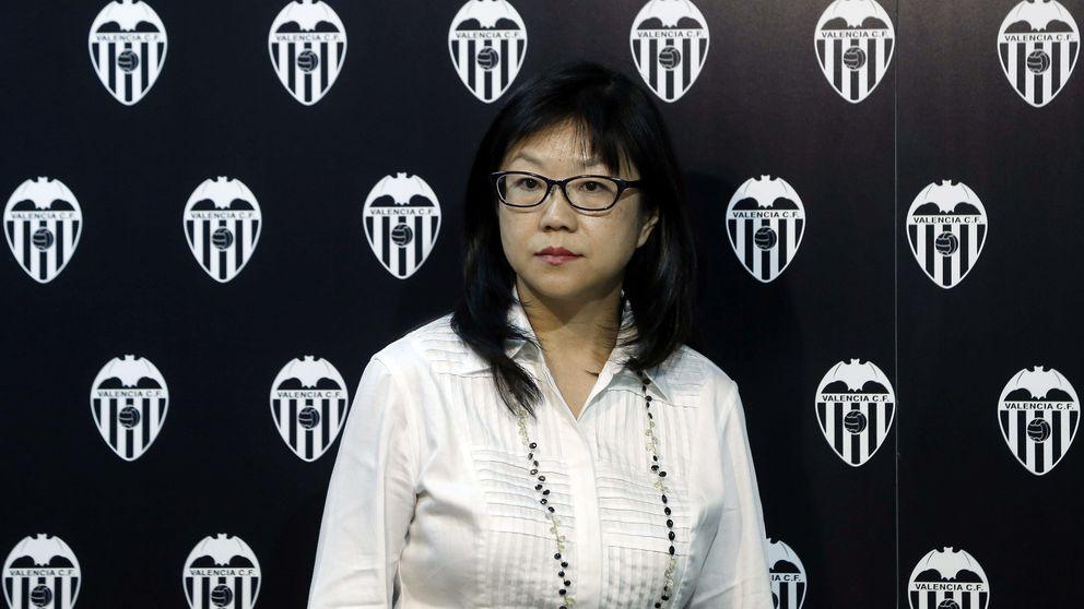 La presidenta del Valencia niega que Jorge Mendes sea el director deportivo