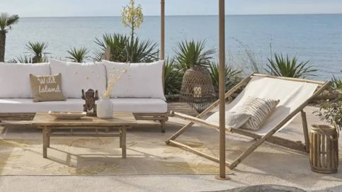 Maisons du Monde tiene la hamaca ideal para disfrutar de tu espacio al aire libre