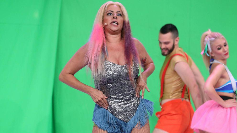 Así ha interpretado Yolanda Ramos La Salchipapa de Leticia Sabater en 'TCMS'