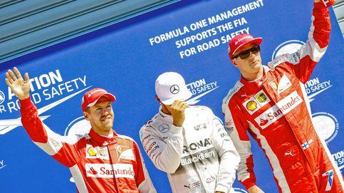 ¿Será capaz Ferrari de amargarle la fiesta a Hamilton en Monza?