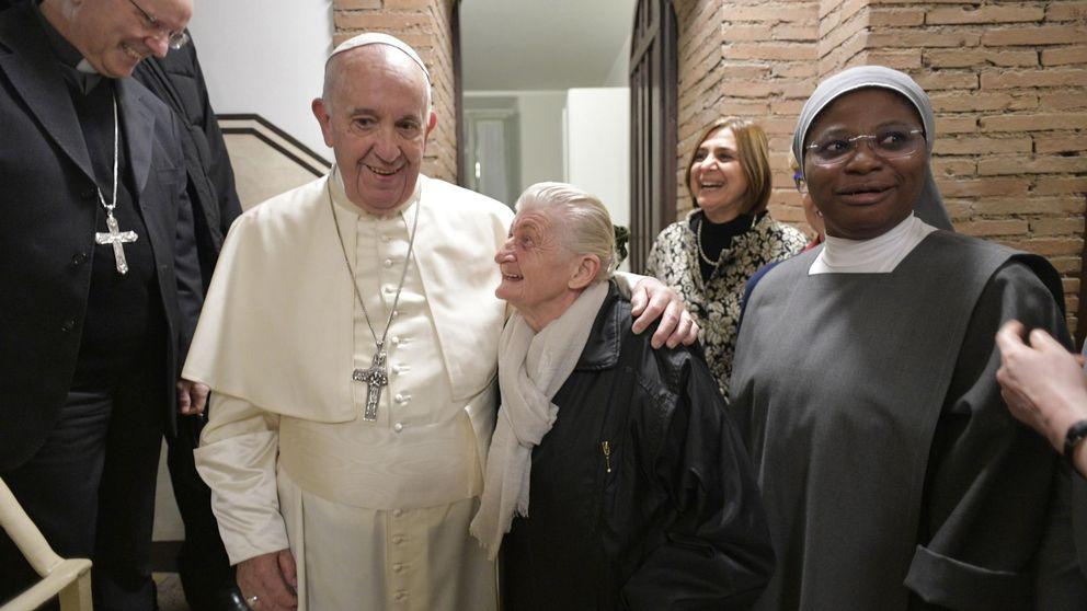 Un edificio para los pobres para olvidarse de las guerras vaticanas