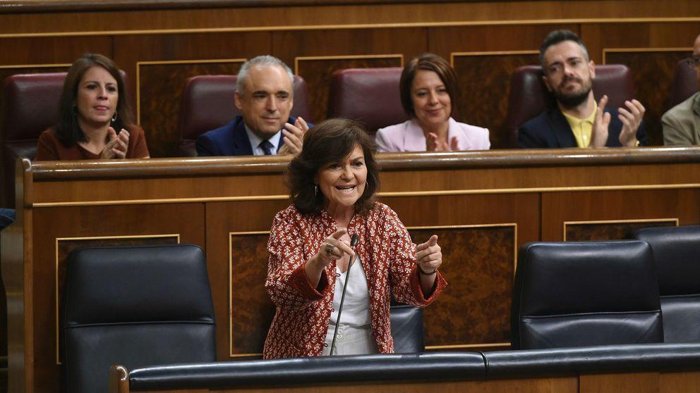 PP y Cs insisten en pedir elecciones y Calvo replica que el Gobierno seguirá trabajando
