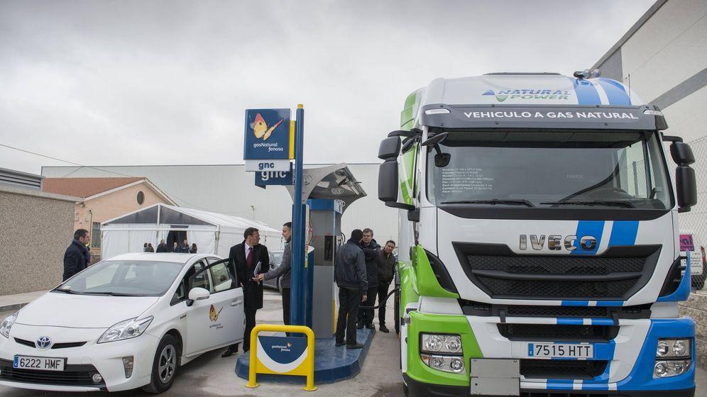 Foto: El gas natural o el GLP son buenas soluciones para sustituir los coches diésel.