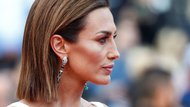Nieves Álvarez, en el Festival de Cine de Cannes de 2019. (EFE)