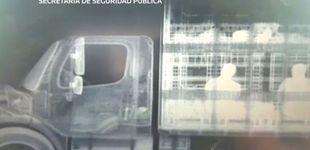 Post de México localiza a 50 migrantes mediante una megamáquina de rayos X