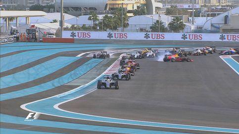 Siga en directo el Gran Premio de Abu Dabi de Fórmula 1