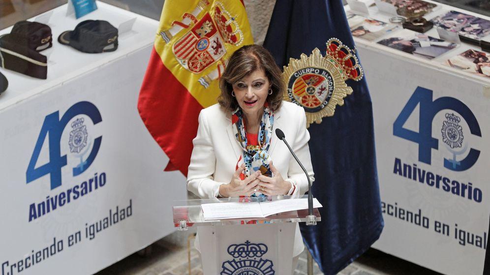 Foto: La exsecretaria de Estado de Seguridad Ana Botella. (EFE)