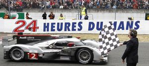 Audi repite victoria y Gené acaba cuarto en Le Mans