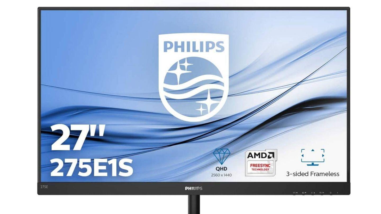 Monitor Philips de 27 pulgadas (Amazon)