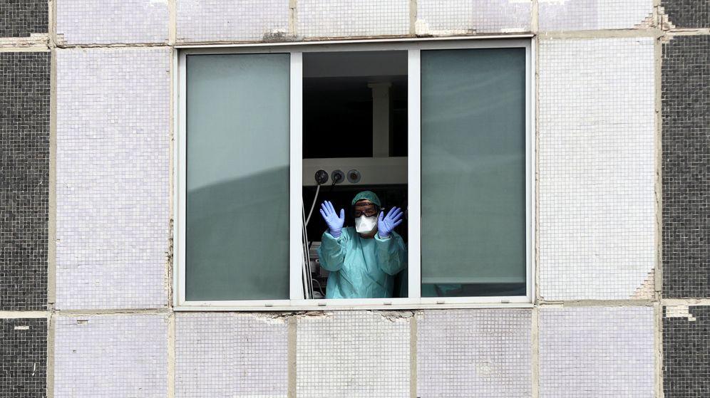 Foto: Hospital La Paz, en Madrid. (Reuters)