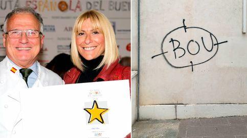 El infierno de Josep Bou: le escupen, hunden su negocio y amenazan a sus empleados