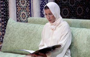 La princesa Lalla Myriem niega recibir regalos del príncipe Salma