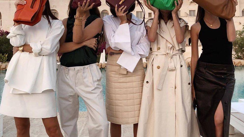 Si te haces con estos cuatro bolsos, no necesitarás ninguno más este otoño