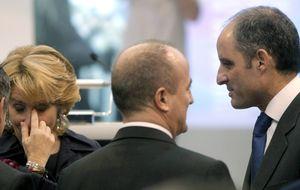 De Aguirre a Camps: continúa el paseíllo del PP en los juzgados