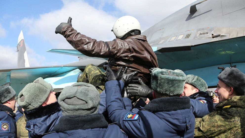 Rusia se marcha de Siria antes del desastre, pero el ISIS sigue intacto