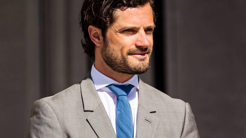 Carlos Felipe de Suecia, en una imagen reciente. (Getty)