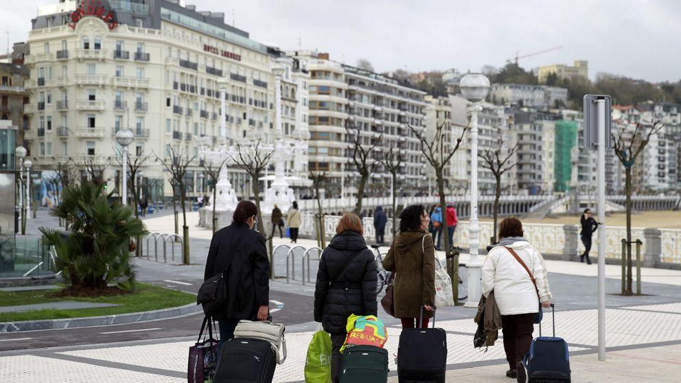 El fin del terrorismo y la kale borroka relanza el turismo en Euskadi