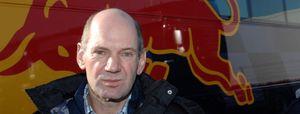 El genio de Red Bull se llama Adrian Newey
