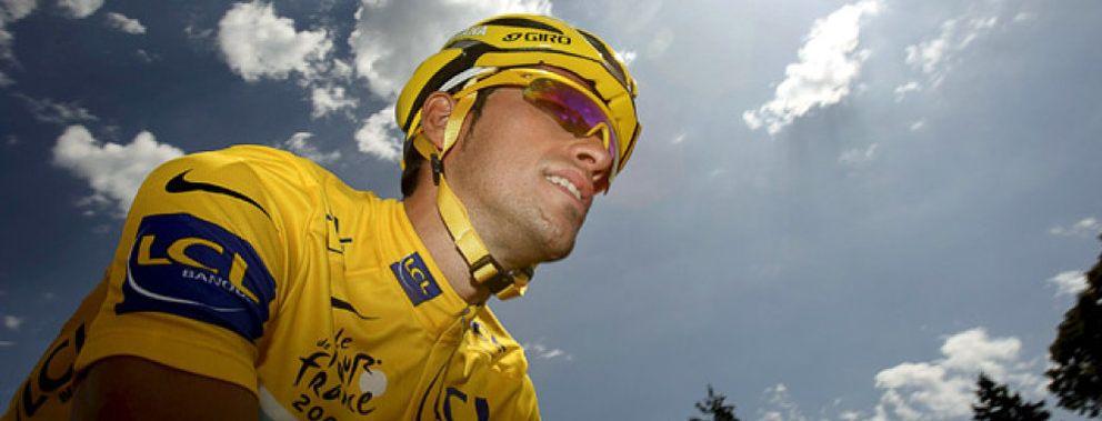 Foto: Contador, ya rey, anuncia 'jaleo' para el futuro