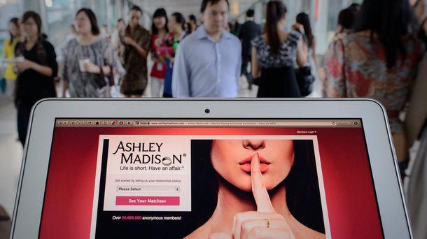 Foto: 'Hackean' Ashley Madison y amenazan con delatar a 37 millones de adúlteros