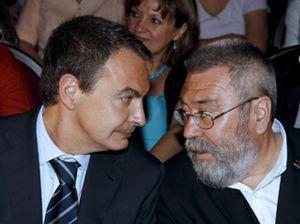 """Zapatero desafía a la crisis: """"El pesimismojamás ha creado un solo puesto de trabajo"""""""