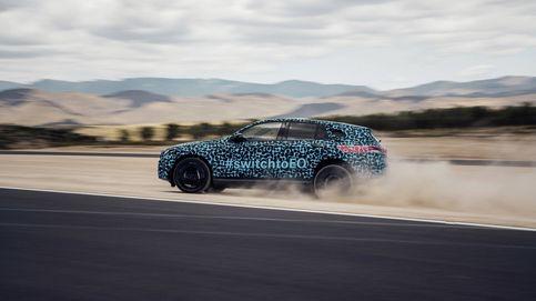 Mercedes ultima el desarrollo del todocamino eléctrico EQC en España