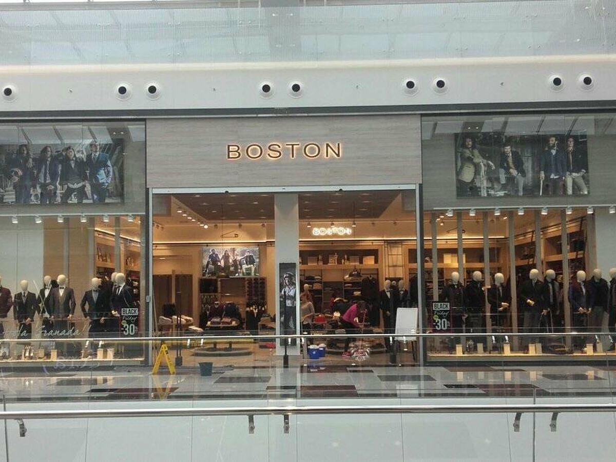 Foto: Foto de archivo de una tienda de Boston.