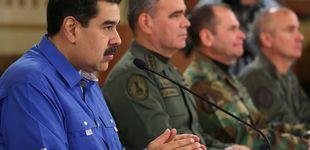Post de Maduro da por derrotada la