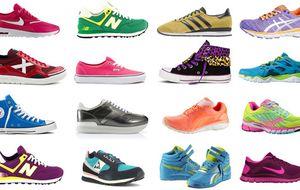 Olvídate de los tacones: ¿Tienes ya tus 'running trainers'?