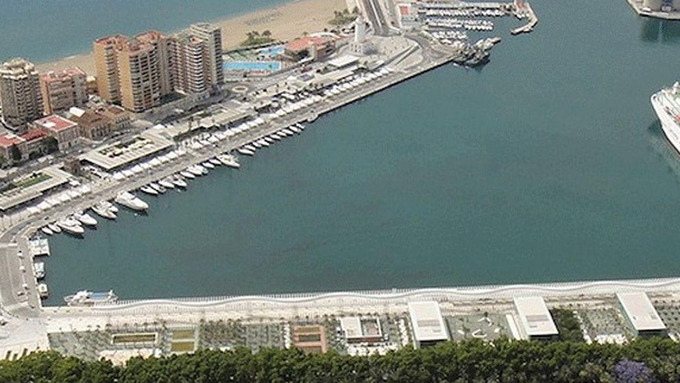 El Puerto de Málaga no contabiliza como pérdidas el 'pufo' de 5,3 millones