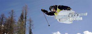 Sarah Burke, la pionera esquiadora que hizo olímpico el 'freestyle'