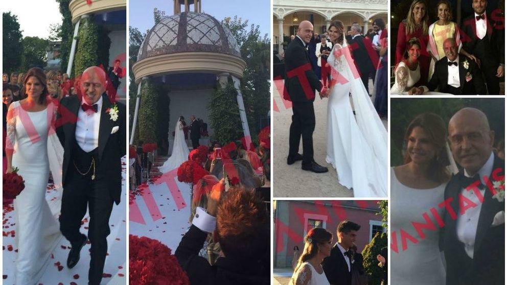 Los tres momentos más emotivos de la boda de Kiko Matamoros y Makoke