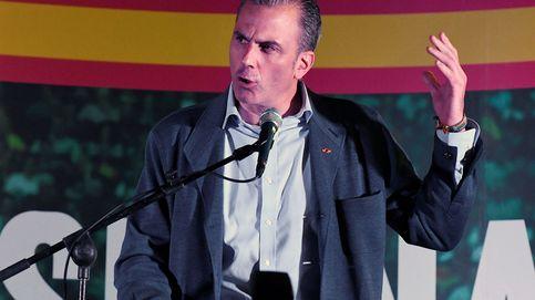 El PSOE pide reprobar a Ortega Smith (Vox) en el Ayuntamiento de Madrid