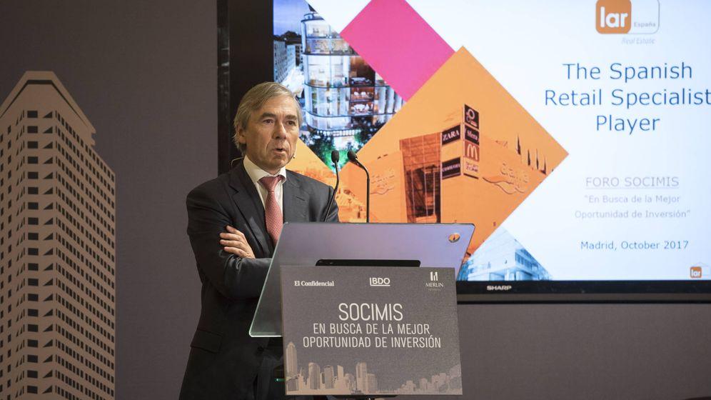 Foto: Miguel Pereda, CEO de LAR en España.