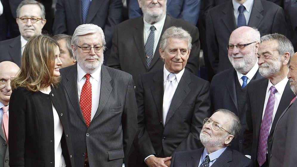 Foto: Chicho Ibáñez Serrador en una imagen de archivo. (EFE)