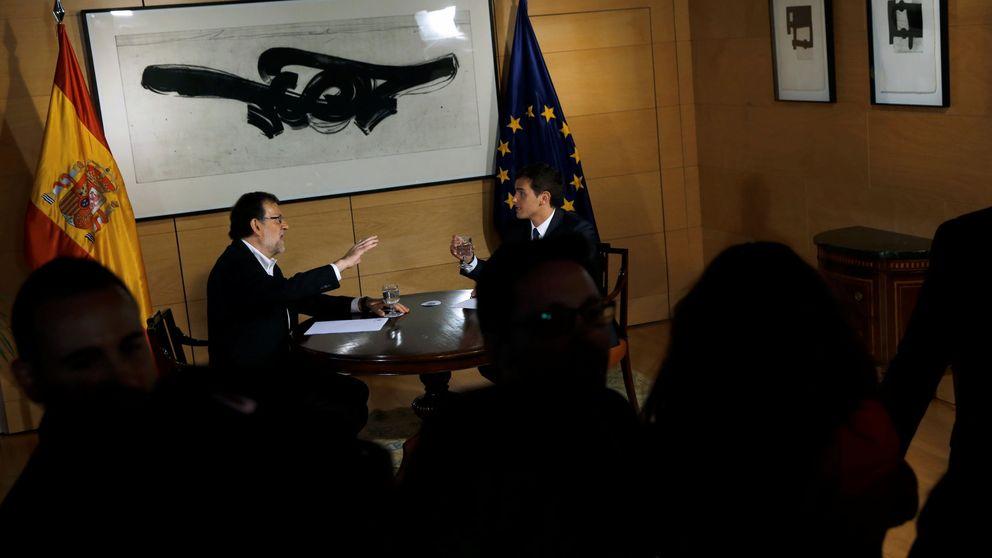 Rajoy reúne a su ejecutiva el 17 de agosto para estudiar las condiciones de Rivera