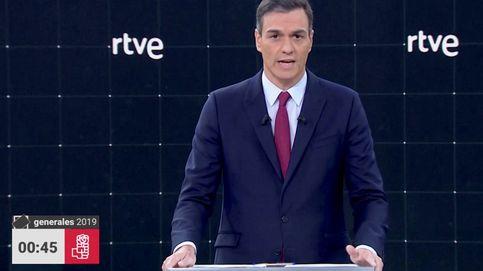 Primer ataque de Sánchez a la derecha: Habrá que poner un detector de verdades