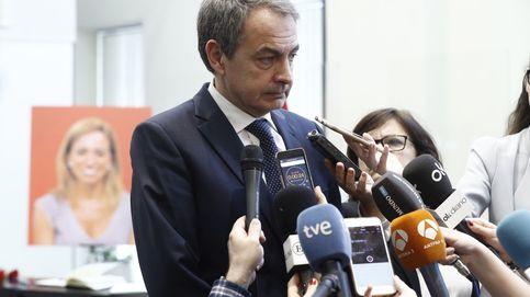 Los tres candidatos rendirán homenaje a Carme Chacón en la sede de Ferraz