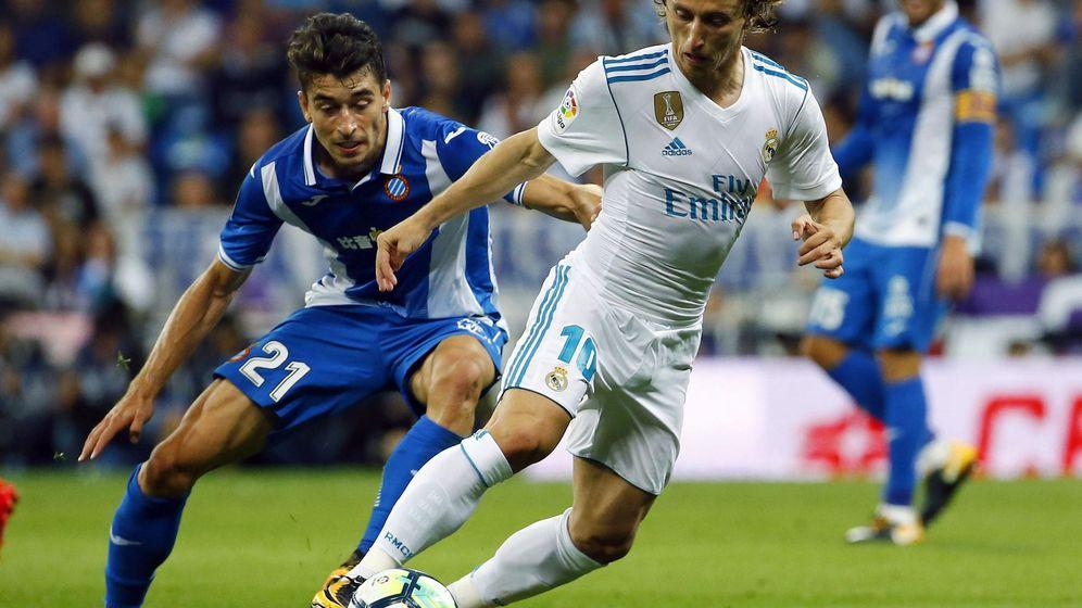 Foto: La audiencia media de Real Madrid TV ronda los 10.000 espectadores. (EFE)