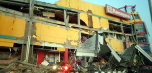 Post de Varios muertos por un tsunami y un terremoto de 7,5 grados en Indonesia