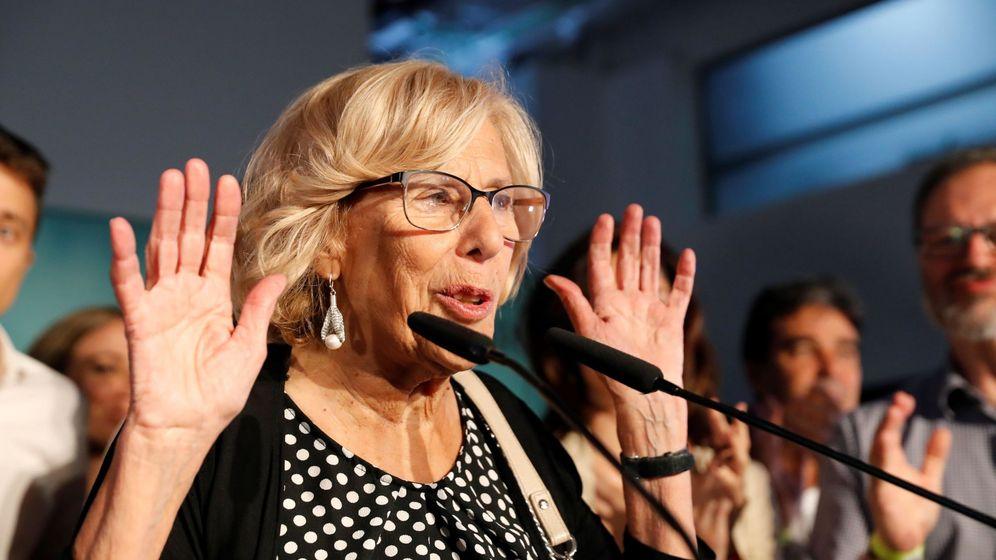 Foto: La alcaldesa en funciones de Madrid, Manuela Carmena. (EFE)