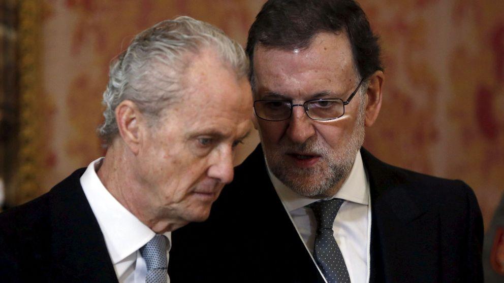 Luis Conde quiso disputarle a Morenés el puesto de embajador en Estados Unidos
