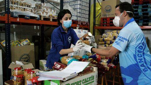 Arroz, pasta, lácteos... Primeras compras públicas de comida para necesitados
