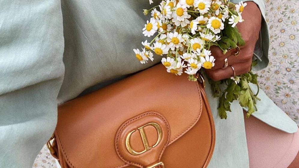 Foto: El nuevo bolso de la casa Dior. (Instagram @sincerelyjules)