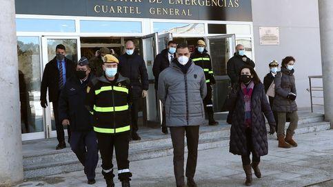 Moncloa declara la zona catastrófica en ocho CCAA por Filomena sin cuantificar ayudas