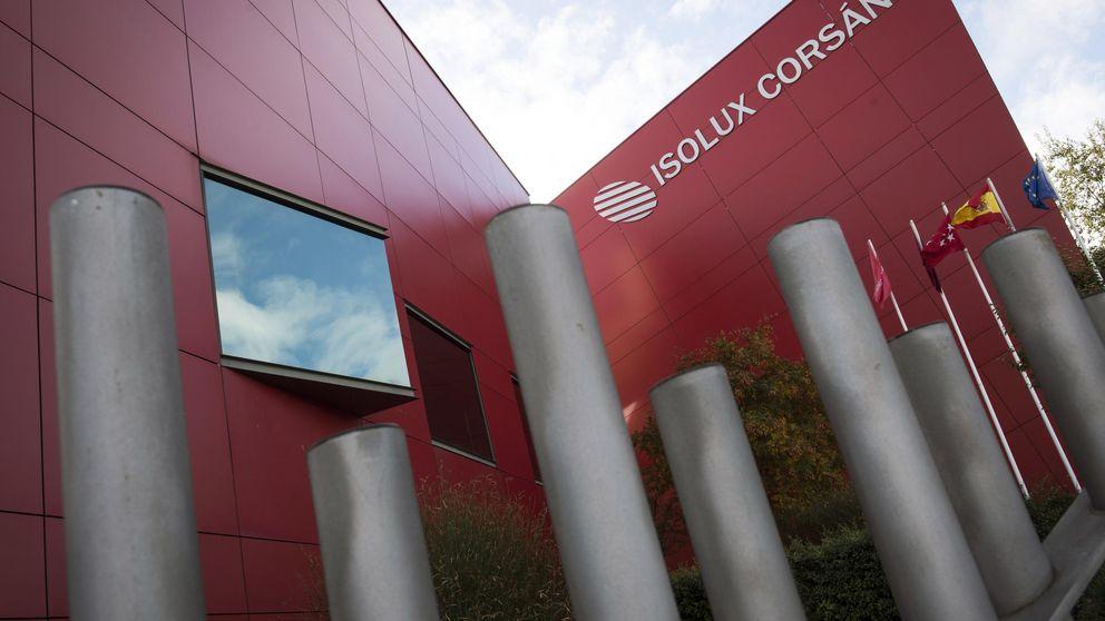Santander y CaixaBank rescatan otra vez a Isolux con un préstamo de 300 millones