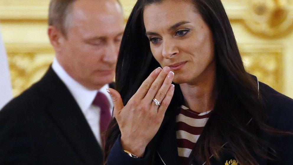 Isinbayeva se aferra a una mínima posibilidad de acudir a los Juegos