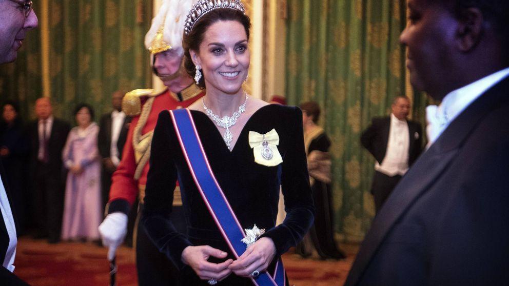 Kate Middleton, la duquesa diamante: el misterio (y las teorías) sobre su nuevo anillo