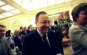 Florentino Pérez 'coloca' en Leighton a Javier Loizaga, hijo de un histórico de ACS